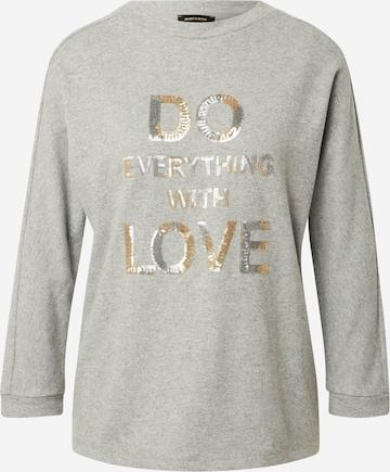 MORE & MORE Sweatshirt in Grey