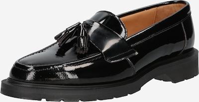 Solovair Zapatillas 'Tassel' en negro, Vista del producto