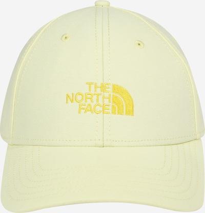 THE NORTH FACE Czapka sportowa w kolorze pastelowo-żółtym, Podgląd produktu