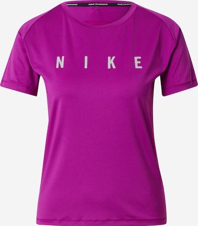 Tricou funcțional 'Miler Run Division' NIKE pe fucsia / alb, Vizualizare produs