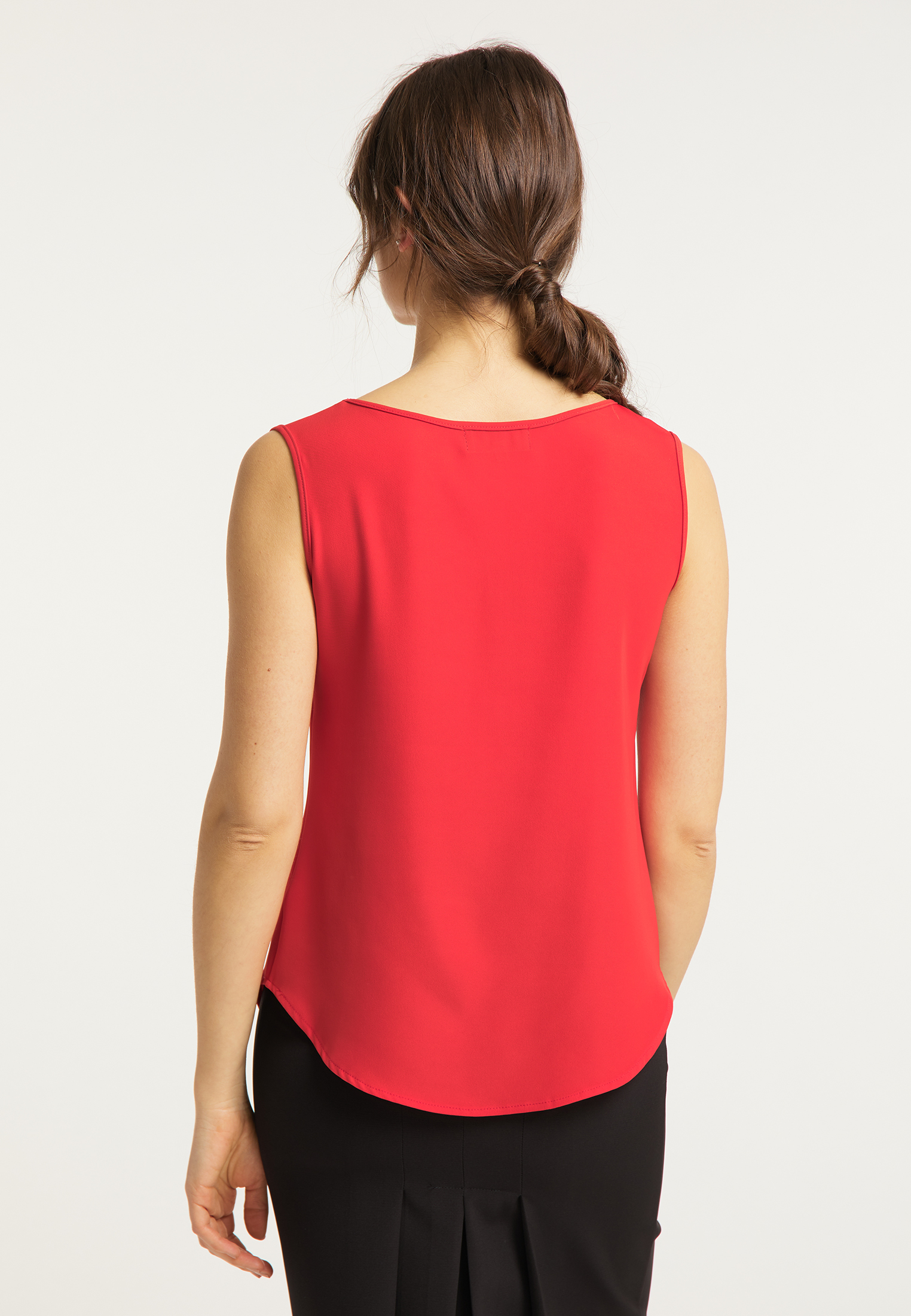 usha BLACK LABEL Top in Rood YV37vwui