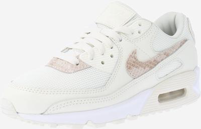 Nike Sportswear Niske tenisice 'Air Max 90 AX' u svijetlosmeđa / bijela, Pregled proizvoda