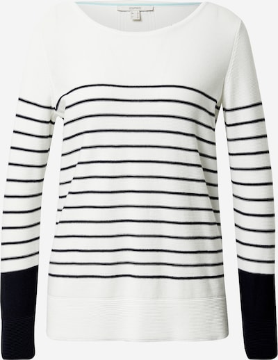 ESPRIT Sweater in navy / off white, Item view