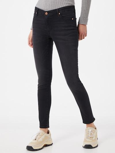 AG Jeans Jeans in black denim, Modelansicht
