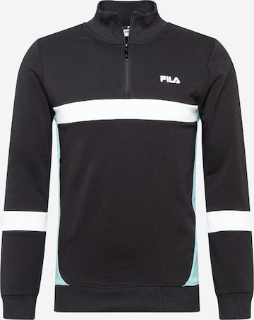 FILA Sweatshirt 'DEAN' in Black