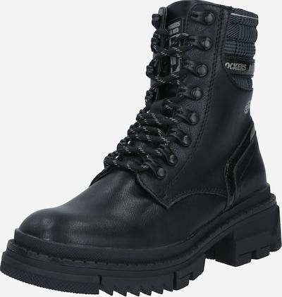 Dockers by Gerli Boots i grå / sort, Produktvisning