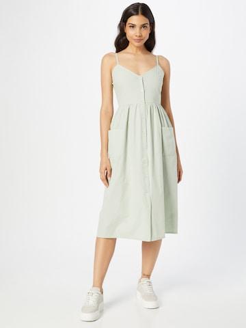 In The Style Summer Dress 'JAC JOSSA' in Green
