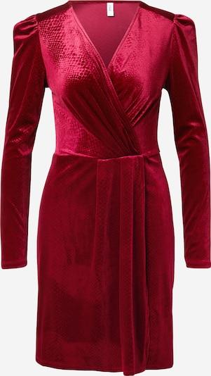 ONLY Kleid in weinrot, Produktansicht