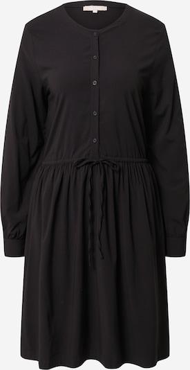 Rochie tip bluză 'Bloom' Soft Rebels pe negru, Vizualizare produs