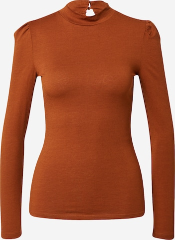 TOM TAILOR DENIM Shirt in Braun