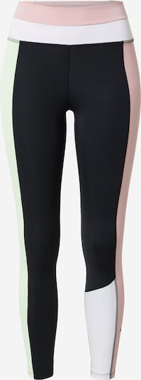 Pantaloni sport NIKE pe roz vechi / negru / alb, Vizualizare produs