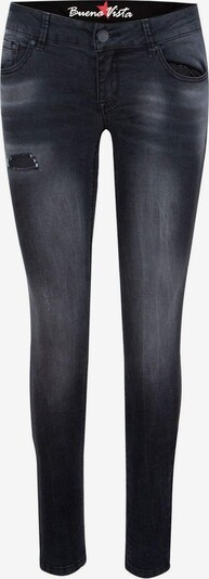Buena Vista Hose in schwarz, Produktansicht