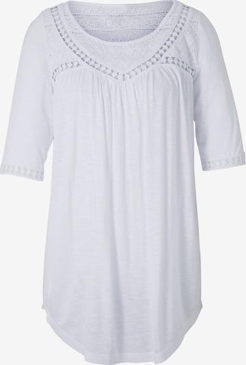 heine Tunika in weiß, Produktansicht