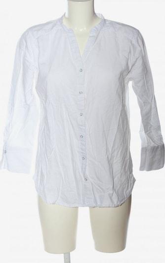 Infinity woman Leinenbluse in M in weiß, Produktansicht