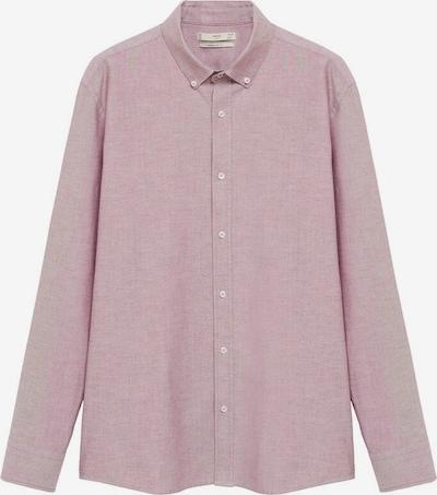 MANGO MAN Košile 'Oxford' - růžová, Produkt