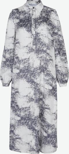 Aligne Vestido camisero 'Ceciliana' en crema / mostaza / grafito, Vista del producto