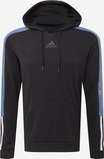 kék / fekete / fehér ADIDAS PERFORMANCE Sport szabadidős felsők 'Colorblock Linear', Termék nézet