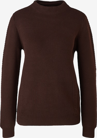 s.Oliver Sweater in Brown, Item view
