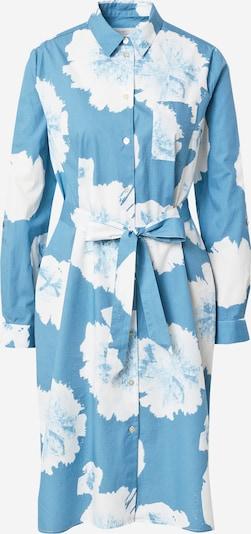 LIEBLINGSSTÜCK Kleid 'Rafaela' in rauchblau / weiß, Produktansicht