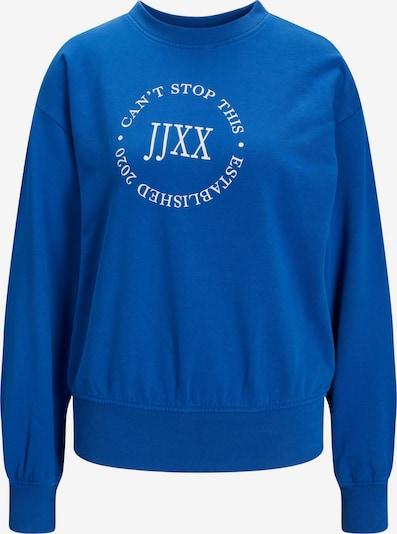 JJXX Sweatshirt 'Beatrice' in dunkelblau / weiß, Produktansicht