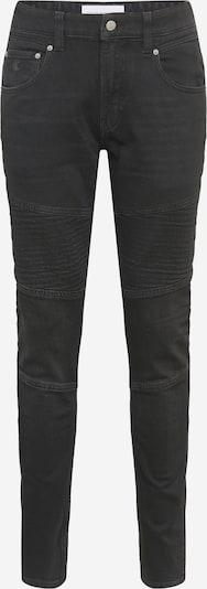 Jeans Calvin Klein Jeans pe denim negru, Vizualizare produs