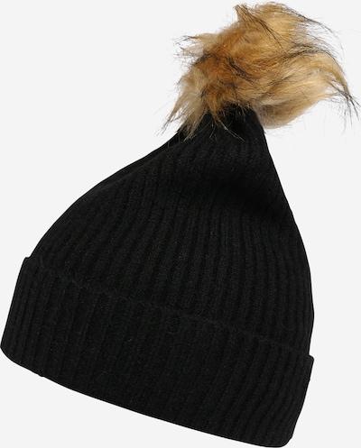 VERO MODA Mütze 'Katie' in schwarz, Produktansicht