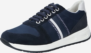 GEOX Sneakers 'Bulmya' in Blue
