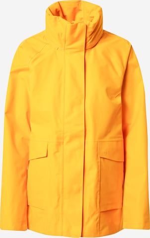Didriksons Performance Jacket 'Unn' in Yellow