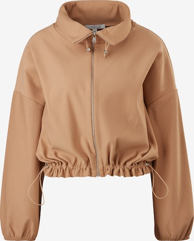 Ci comma casual identity Blouson-Jacke mit Tunnelzug in braun, Produktansicht