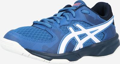 ASICS Chaussure de sport 'GEL-TACTIC' en marine / bleu roi / blanc, Vue avec produit