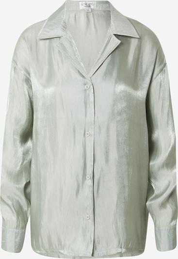 In The Style Μπλούζα 'NAOMI GENES' σε πράσινο παστέλ, Άποψη προϊόντος