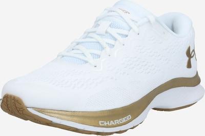 UNDER ARMOUR Sportschuhe 'Charged Bandit 6' in gold / weiß, Produktansicht