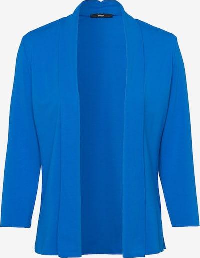 zero Cardigan in royalblau, Produktansicht