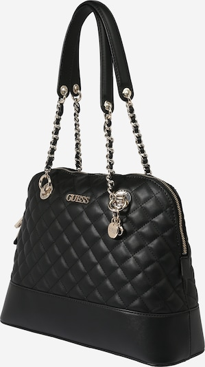 GUESS Handtasche in schwarz, Produktansicht