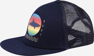 GAP Casquette en bleu marine / mélange de couleurs, Vue avec produit