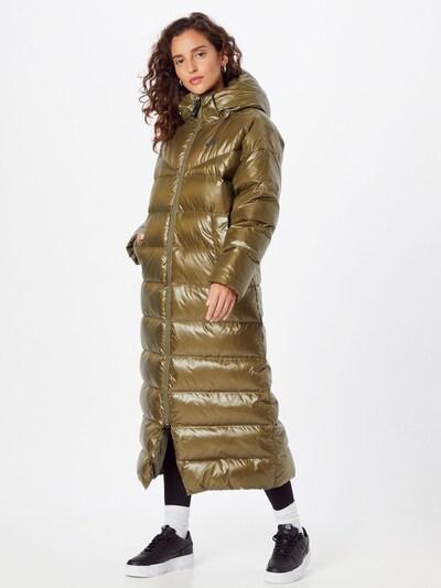 Nike Sportswear Zimní kabát - olivová, Model/ka