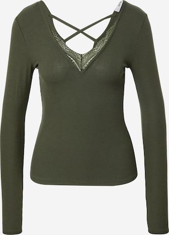 ABOUT YOU Skjorte 'Christina' i grønn
