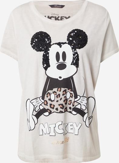 PRINCESS GOES HOLLYWOOD Shirt in beige / gold / grau / schwarz / weiß, Produktansicht