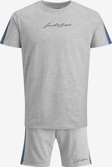 Tuta da jogging 'Will' JACK & JONES di colore blu reale / grigio chiaro / nero, Visualizzazione prodotti