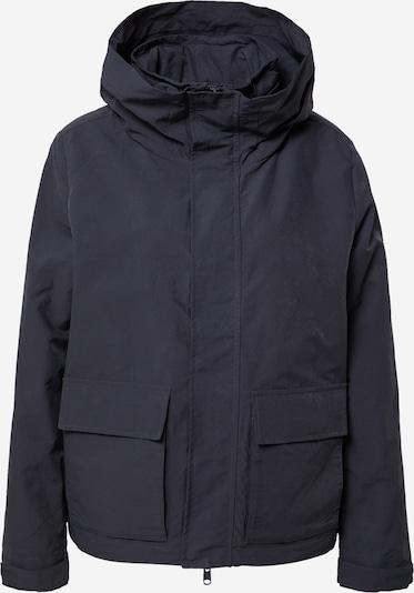 ECOALF Jacke in schwarz, Produktansicht
