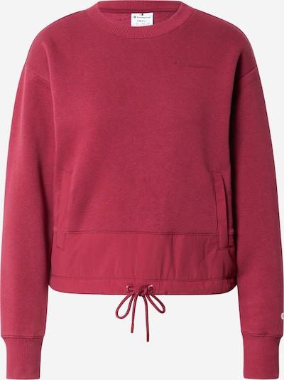 Champion Authentic Athletic Apparel Sweatshirt in cranberry, Produktansicht