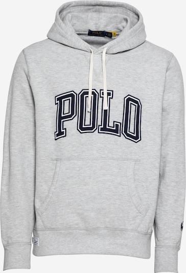 POLO RALPH LAUREN Sweatshirt in de kleur Nachtblauw / Grijs, Productweergave