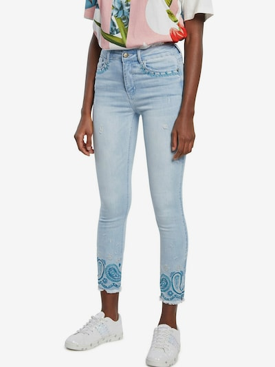 Desigual Jeans in hellblau, Modelansicht