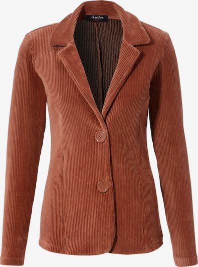 Aniston CASUAL Blazer in sepia, Produktansicht