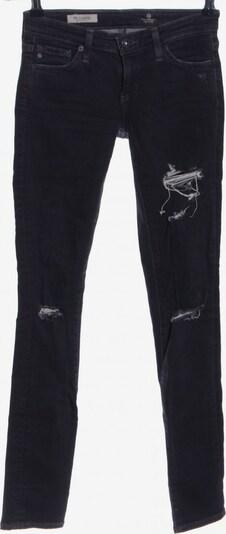 Adriano Goldschmied Skinny Jeans in 22-23 in schwarz, Produktansicht