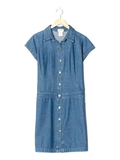 Expressions Kleid in L in blue denim, Produktansicht