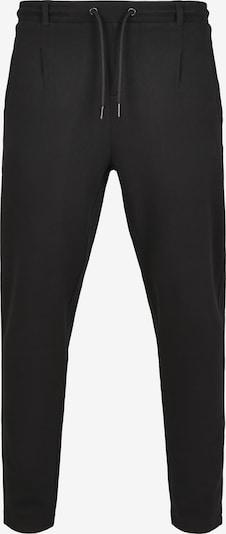 Urban Classics Kalhoty se sklady v pase - černá, Produkt