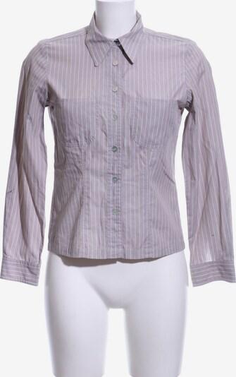 InWear Hemd-Bluse in XS in hellgrau / weiß, Produktansicht