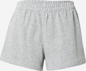 WEEKDAY Панталон 'Kama' в сиво