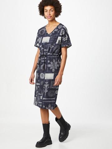 G-Star RAW Dress 'Adjustable' in Blue